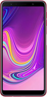Мобильный телефон Samsung Galaxy A7 (2018) SM-A 750 розовый смартфон samsung galaxy a7 2018 розовый