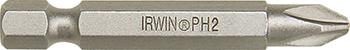 Вставка отверточная IRWIN 1/4'' PH2 90мм 10504366 набор крестовых бит irwin с титановым покрытием ph2 х 25 мм 10 шт