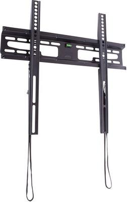 Кронштейн для телевизоров Kromax FLAT-3 black кронштейн kromax star 1 фиксированный кронштейн для жк и плазмы 42 70 vesa 800x500 мм макс нагр 75 кг grey