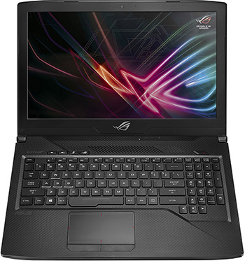 Ноутбук ASUS GL 503 GE-EN 259 (90 NR 0082-M 05080) ноутбук asus gl 703 ge gc 200 90 nr 00 d2 m 04200 black metal