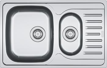 Кухонная мойка FRANKE POLAR нерж PXN 651-78 101.0192.922 мойка franke cog 651 белая