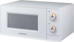 Микроволновая печь - СВЧ Daewoo Electronics KOR-5A 37 W  микроволновая печь свч daewoo electronics kor 5a 17 w
