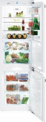 Встраиваемый двухкамерный холодильник Liebherr ICBN 3356