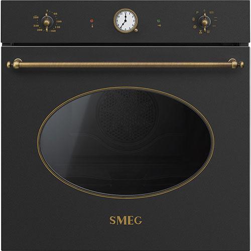 Встраиваемый электрический духовой шкаф Smeg SFP 805 AO smeg s890amro9