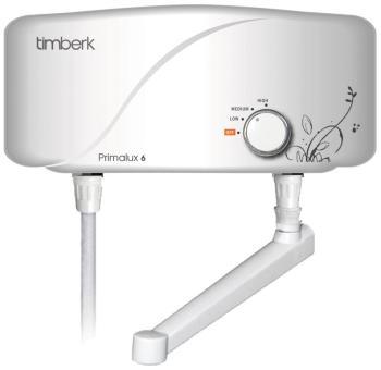 Водонагреватель проточный Timberk WHEL-6 OC Primalux водонагреватель проточный timberk whel 6 oс