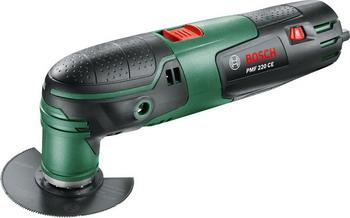 Многофункциональная шлифовальная машина Bosch PMF 220 CE шлифовальная машина bosch pwr 180 ce 06033c4001