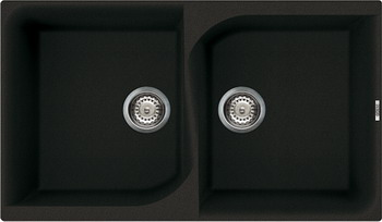 Кухонная мойка Elleci EGO 450  metaltek (70) ghisa LME 45070 мойка кухонная elleci ego 480 1000x500 granitek 62 lge48062