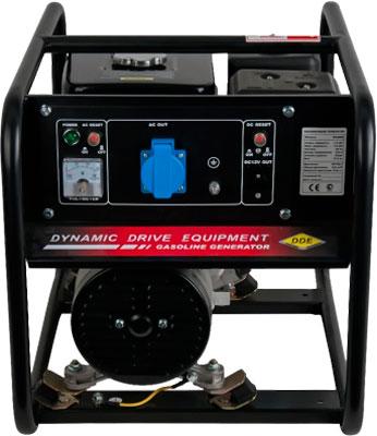 Электрический генератор и электростанция DDE GG 2000 головка dde гм 50