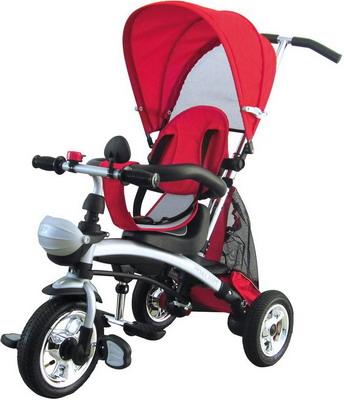 Трехколесный велосипед-беговел Sweet Baby Mega Lexus Trike Red