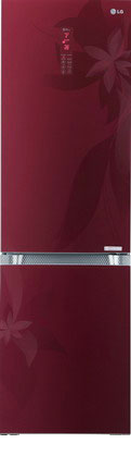 Двухкамерный холодильник LG GA-B 499 TGRF холодильник с морозильной камерой lg ga b409uqda