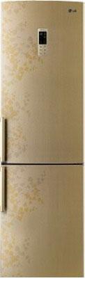 Двухкамерный холодильник LG GA-B 499 ZVTP lamoda скидка 499 рублей