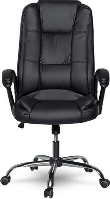 Кресло College XH-2222 Черное кресло руководителя college xh 2222 бежевый