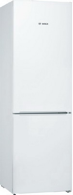 Двухкамерный холодильник Bosch KGV 36 NW 1 AR холодильник bosch kgn39nw13r двухкамерный белый