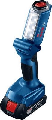 Фонарь Bosch GLI 18 V-300 06014 A 1100 набор bosch фонарь gli variled 0 601 443 400 адаптер gaa 18v 24