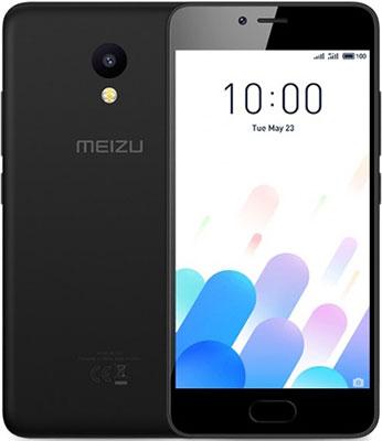 Мобильный телефон Meizu M5c 16 Gb черный мобильный телефон 16 gb 100