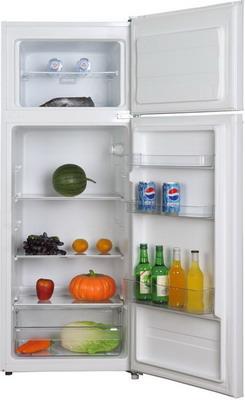 Двухкамерный холодильник Shivaki TMR-1441 W shivaki scf 210 w