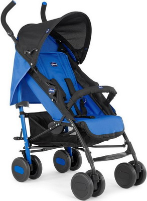 Коляска Chicco Echo POWER BLUE 00079321600000 коляски трости chicco echo