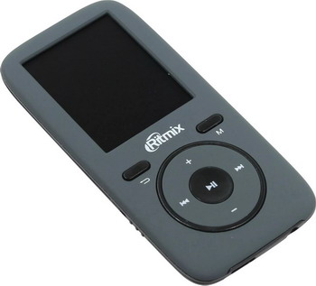 MP3 плеер Ritmix RF-4450 8Gb Gray black fox bmp 100 gray