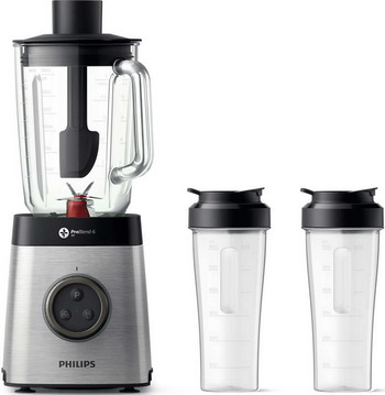 Блендер Philips HR 3655/00 On the Go Avance Collection блендер philips hr 2633