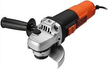 Угловая шлифовальная машина (болгарка) BlackampDecker 242448 угловая шлифовальная машина болгарка hammer flex usm 710 d