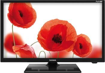 LED телевизор Telefunken TF-LED 22 S 48 T2 чёрный led телевизор telefunken tf led 48 s 39 t2s