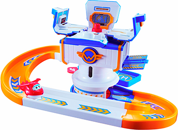 Игровой набор Super Wings Аэропорт YW 710812 игровые наборы super wings набор аэропорт