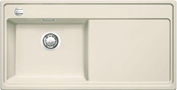 Кухонная мойка BLANCO 523913 ZENAR XL 6S-F чаша слева SILGRANIT жасмин с кл.-авт. InFino кухонная мойка blanco 523662 delta ii silgranit жасмин с кл авт infino