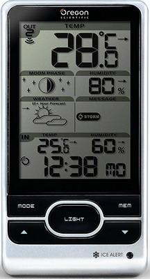 все цены на Метеостанция Oregon Scientific BAR 208 HG онлайн
