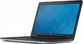Ноутбук Dell Inspiron 5570-5402 серебристый ноутбук dell inspiron 7567 9330 2500 мгц 8 гб 1000 гб