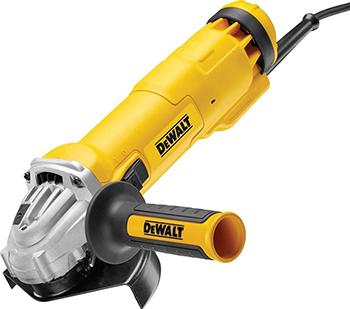 Угловая шлифовальная машина (болгарка) DeWalt DWE 4238 угловая шлифовальная машина болгарка hammer flex usm 710 d