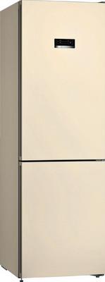 Двухкамерный холодильник Bosch KGN 36 VK 2 AR холодильник bosch kgn39nw13r двухкамерный белый