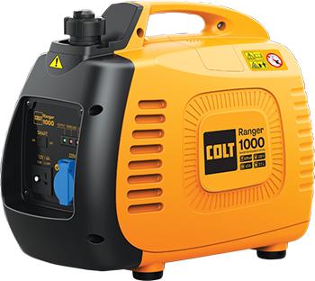 Электрический генератор и электростанция Colt Ranger 1000 + Инвертор сварочный Condor 160