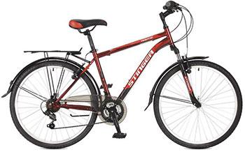 Велосипед Stinger 26 SFV.VERSU.20 OR7 26'' Versus 20'' оранжевый велосипед stinger versus 24 2016