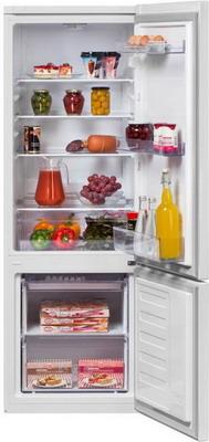 Двухкамерный холодильник Beko RCSK 250 M 00 W двухкамерный холодильник beko rcsk 270 m 20 s