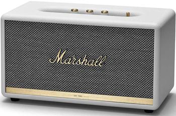 Портативная колонка Marshall Stanmore II White колонка портативная marshall kilburn cream