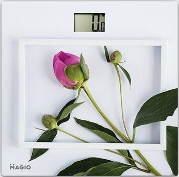 Весы напольные MAGIO МG-813 вафельница magio мg 396