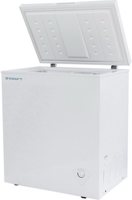 Морозильный ларь Kraft BD (W) 150 QX морозильный ларь kraft bd w 225 qx