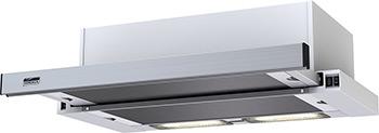 Вытяжка Krona Steel Kamilla 600 inox (1 мотор) (X) 30m waterproof stainless steel band analog digital led quartz wrist watch silver 1 x 2035