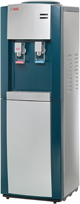 Кулер для воды AEL LC-AEL-58 marengo/silver цена