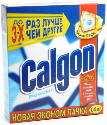 Средство от накипи CALGON для смягчения воды (1 6 кг) средство от накипи calgon 2in1 для умягчения воды 550 г