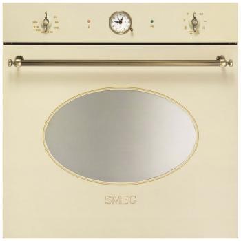 Встраиваемый электрический духовой шкаф Smeg SFP 805 PO