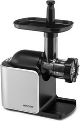 Мясорубка Element El master EWA 07 MB черный зажигалка zippo double twister латунь с покрытием brushed chrome серебристый матовая 36х12x56 мм