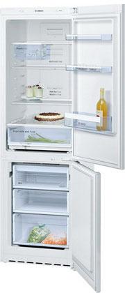 Двухкамерный холодильник Bosch KGN 36 VW 14 R холодильник bosch kgn39nw13r двухкамерный белый