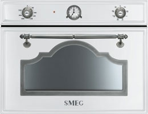 Встраиваемая микроволновая печь СВЧ Smeg SF 4750 MBS smeg smpr01