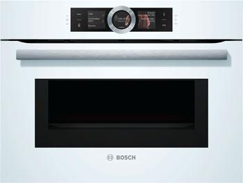 все цены на Встраиваемый электрический духовой шкаф Bosch CMG 676 4W1 онлайн