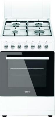 Комбинированная плита Simfer F 56 EW 43001 oodji 21301385 43001 1070s