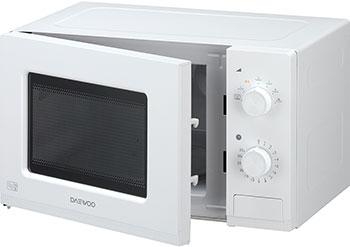 Микроволновая печь - СВЧ Daewoo Electronics KOR-6LC7W  микроволновая печь свч daewoo electronics kor 5a 17 w