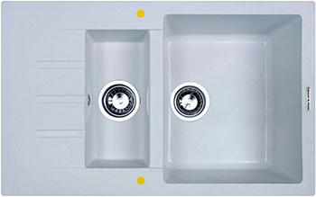 Кухонная мойка Zigmund amp Shtain RECHTECK 775.2 млечный путь