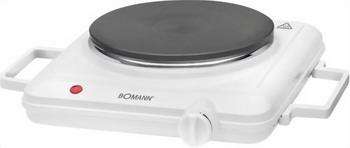 Настольная плита Bomann EKP 5027 CB weiss цена и фото
