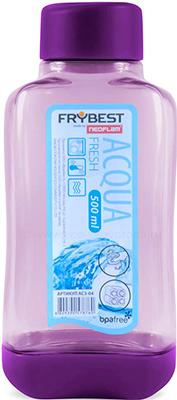 Бутылка Frybest AC3-01 Fresh 500 ml Фиолетовая